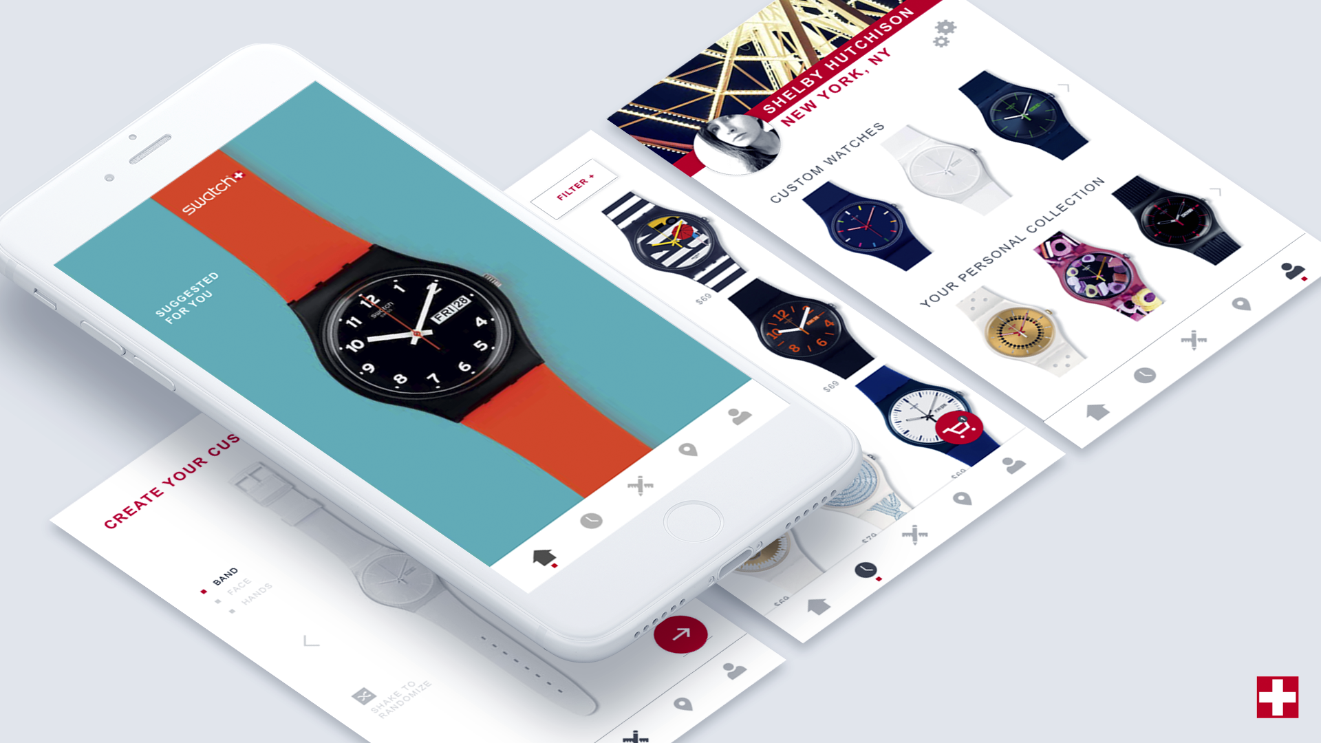Swatch App Redesign